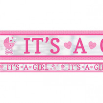 Banner - It´s a girl