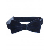 Bow`s by Stær butterfly/velour - Navy