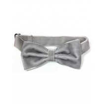 Bow`s by Stær butterfly/velour - Silver